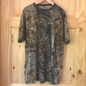 Cabela's Deer Camp 50th anniversary tee size XL